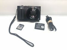 Panasonic LUMIX DMC-ZS50 12.1MP Travel Zoom Camera Black In Great Condition