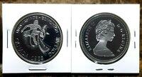 Canada 1983 University Games Proof Gem UNC Silver Dollar!!