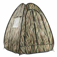 Pop-Up Wildlife Photography Bird Watching Hunting Hide Pop up Hide Camoflauge