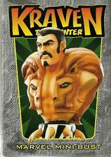 Kraven the Hunter Mini-Bust by Bowen Designs Strictly Limited  #1537/4500