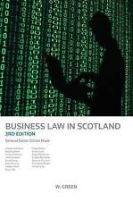 Business Law in Scotland by Sweet & Maxwell Ltd (Paperback, 2015)