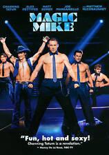 Magic Mike (DVD, 2012) Channing Tatum, Alex Pettyfer, Matthew McConaughey