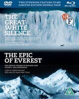 Nuevo The Great Blanco Silence / The Epic De Everest Blu-Ray + DVD