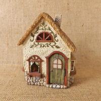 Woodland Knoll Miniature World Fairy Pixie Forest Garden Meadowbrook House