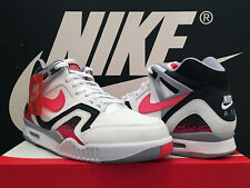 DS 2014 NIKE AIR TECH CHALLENGE II QS UK9 EU44 HOT LAVA OG AGASSI IV JORDAN RARE