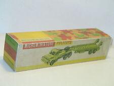 n110, BOITE POLITOYS, porte char ANTAR  , N12 militaire