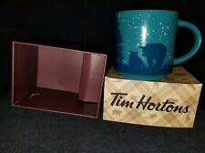 Tim Hortons Blue Bear Mug