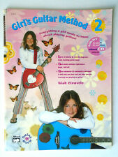 2003 Daisy Rock Girl's Guitar Instruction Method Book 2 + Cd new old inventory