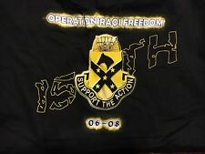 15th Special Troops Battalion Wranglers  2nd Cavalry Regiment OIF 2006-08 shirt