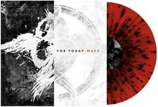 For Today - Wake Black-Splattered Red Vinyl x/500 Nuclear Blast Limited