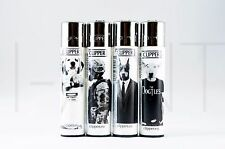 4 pcs New Refillable Clipper Full Size Lighters Beware Of Dog Design