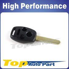 FIT Honda Accord Civic CRV Pilot Hot Car Remote Key Fob Shell Case ES 4 Button
