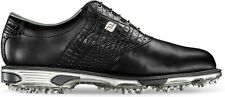 FootJoy Men's DryJoys Tour Golf Shoes, Black / Black Croc Print,US Sizes 8 to 15