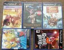 Playstation 2 Spielepaket (fünf Spiele) Fun Bundle Werbeantwort