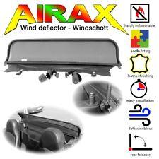 AIRAX Windschott für BMW Z3 Roadster ohne Überrollbügel Bj.1995 - 2003