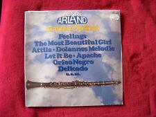 Henry Arland - Golden Clarinet     German Jupiter LP  NEU  OVP