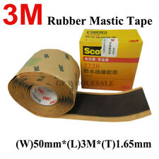 3M Scotch 2228 Rubber Mastic Tape 50.8mm*3M*1.65mm / different price for bulk