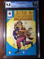 Archer and Armstrong #0 (1992) - 1st Archer! 1st Armstrong! - CGC 9.8!