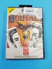 Wolf Child For Sega Master System