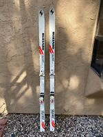 Blizzard Skis Thermo Carbon Racing Skis with 480 Tyrolia Bindings White 180cm