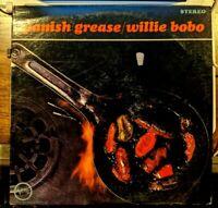 WILLIE BOBO Spanish Grease LP VG+ Verve Records V6-8631