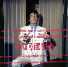 "ELVIS PRESLEY in the Movies 1969 8x10 Photo ""TROUBLE WITH GIRLS"" White Suit NEW"