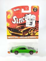 2007 Hot Wheels SINCE '68 LARGE AND IN CHARGER 1:64 Diecast - NEW with Protector