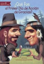 QUE FUE EL PRIMER DIA DE ACCION DE GRACIAS? / WHAT WAS THE FIRST THANKSGIVING? -