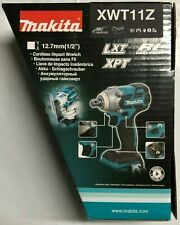 Makita XWT11Z 1/2 Brushless Impact BL 18 volt 3 Speed  NEW replaces XWT02Z
