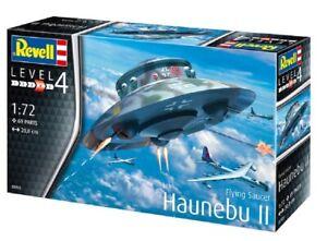 (RV03903) - Revell 1:72 - Flying Saucer Haunebu
