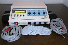 Electrotherapy Chiropractic Pulse Massager Muscle Stimulator LCD Machine gfdg