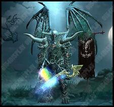 Diablo 3 ROS PS4 [Softcore] - NEU 2.6 Barbar modifizierte Set-erfordert Stufe 1