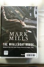 The Whaleboat House by Mark Mills: Unabridged Cassette Audiobook (A4)