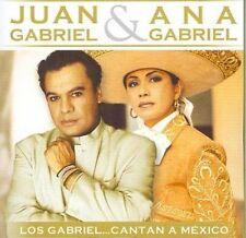 Gabriel Cantan a Mexico by Juan Gabriel CD 886972473420