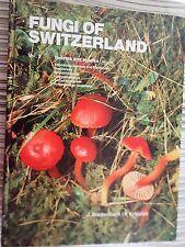 Fungi of Switzerland Vol. 3 : Boletes and Agarics