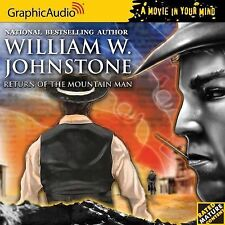 Return of the Mountain Man No. 2 by William W. Johnstone (2009, CD)