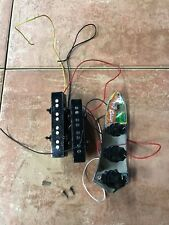 #3624 Squier Bullet J Bass Guitar Pickup Wiring Harness Set OEM Repair Parts DIY