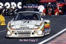 Rahal & Garretson Dick Barbour Racing Porsche 935 K3 Le Mans 1980 Photograph