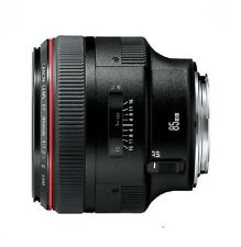Canon EF 85mm f/1.2 L II USM Lens USA $50 Reward !   Details ? Scroll Page