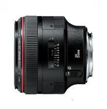 Canon EF 85mm f/1.2 L II USM Lens USA $100 Reward !   Details ? Scroll Page