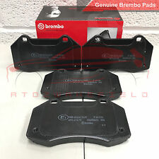 BREMBO GENUINE ORIGINAL BRAKE PADS FRONT AXLE P68036