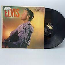 Elvis Presley Elvis 1956 Mono Original Vinyl LP Record LPM-1382 Rockabilly VG