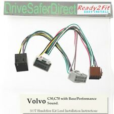 SOT-048-04 ISO Lead for Parrot Mki9000/Volvo C30,C70 Base/Performance Sound