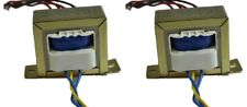 2 Pack Line Matching Transformer 2A 110/220V, 12-0-12V LP-575 Nippon America