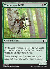 MTG TIMBERWATCH ELF EXC - ELFO GUARDABOSCHI - CMD2014 - MAGIC