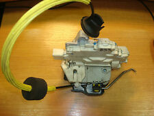 AUDI A6, C6, REAR LEFT DOOR Lock, PASSENGER SIDE RHD  4F0839015A,