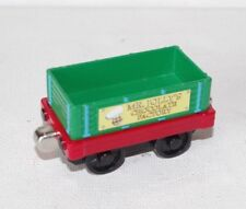 Thomas Friends Mr. Jolly's Chocolate Factory Cargo Car Train Take n Play Along
