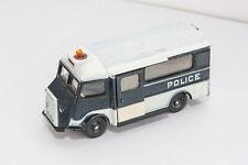 Dinky Toys Citroen Car de Police Currus Ref 566 No Corgi No Solido No JRD No CIJ