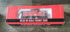 Atlas HO Scale #1904 ~ Delaware & Hudson ~ Extended Vision Caboose 35796 NEW