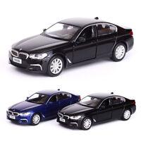 1:36 BMW M550i Metall Die Cast Modellauto Spielzeug Model Sammlung Pull Back